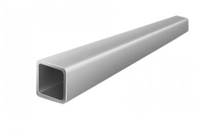Алюминиевая профильная труба АД31, Т1 100x40x4x4000